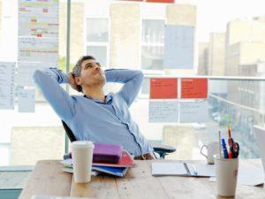 técnicas anti estrés trabajo